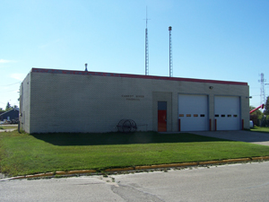 Carrot River Firehall